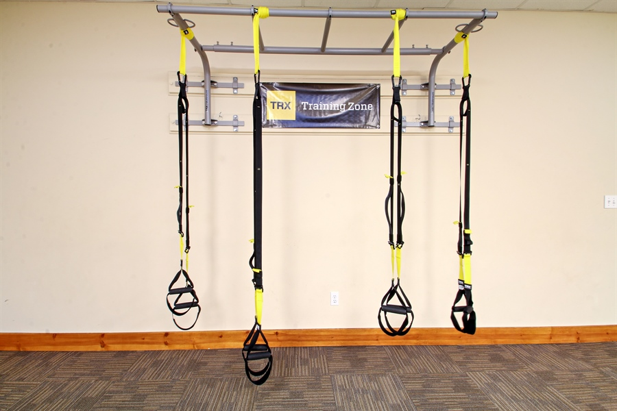 Real Estate Photography - 203 S Wells St, Lake Geneva, WI, 53147 - The Y Offers TRX Suspension Training