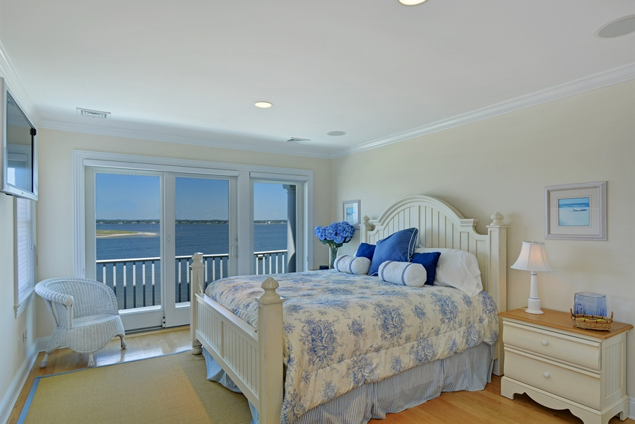 Real Estate Photography - 708 Dune Rd, Westhampton Beach, NY, 11978 - Master Bedroom