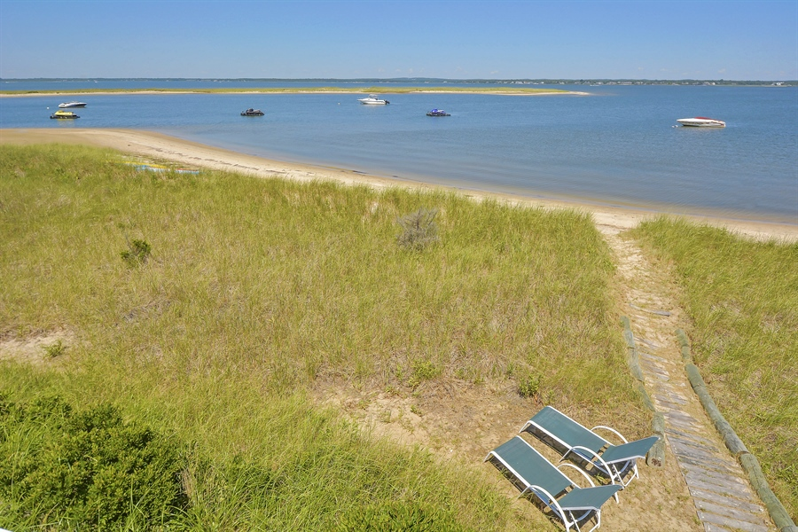 Real Estate Photography - 708 Dune Rd, Westhampton Beach, NY, 11978 - View