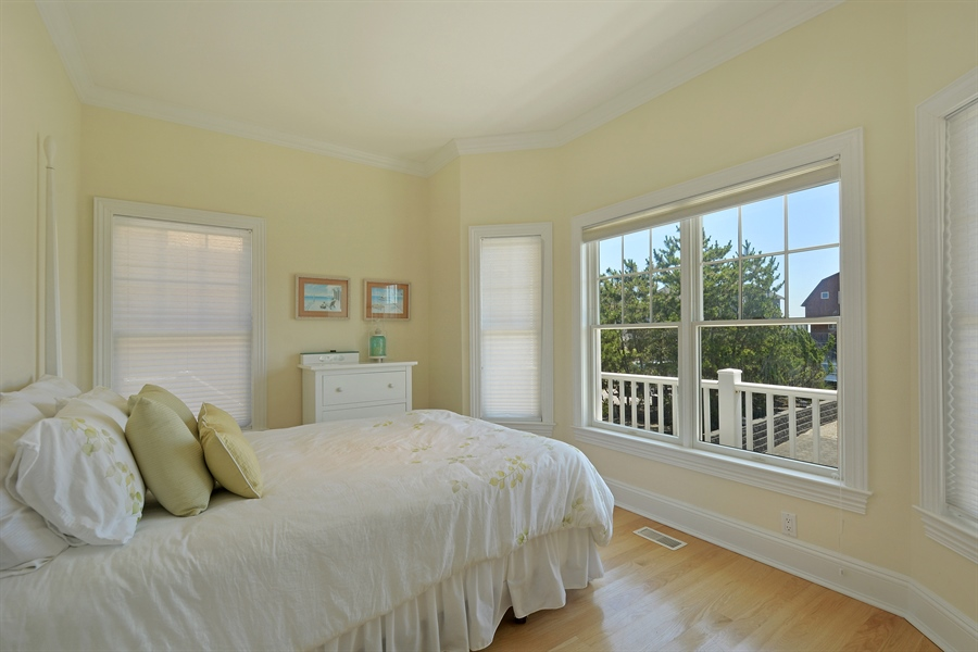 Real Estate Photography - 708 Dune Rd, Westhampton Beach, NY, 11978 - Bedroom
