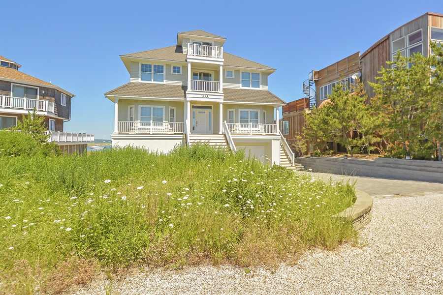Real Estate Photography - 708 Dune Rd, Westhampton Beach, NY, 11978 - Front View