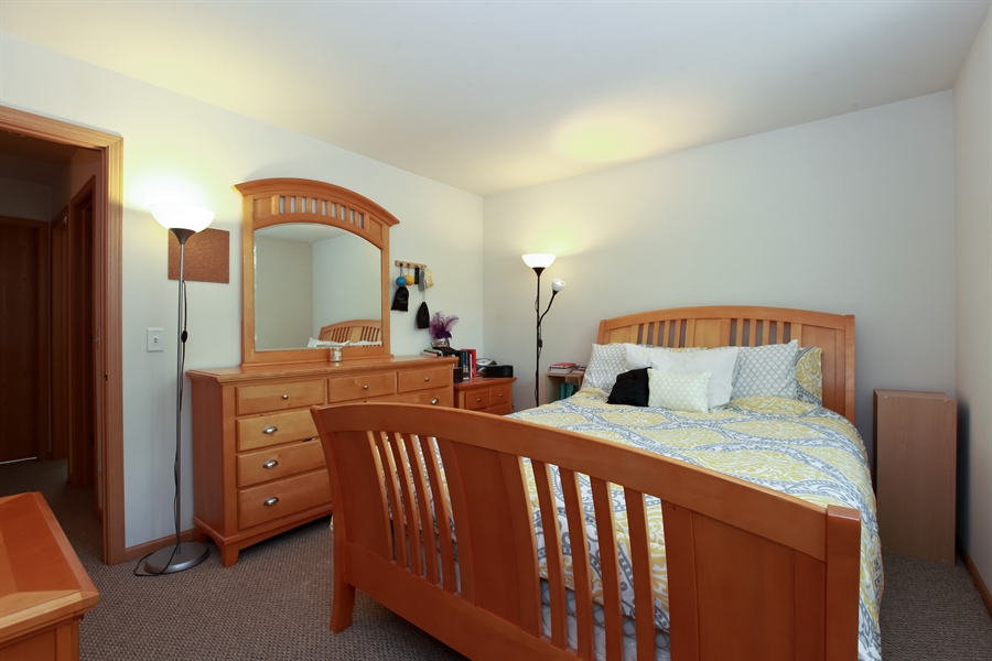 Real Estate Photography - 1515 S. Harding Ave, Chicago, IL, 60623 - Bedroom