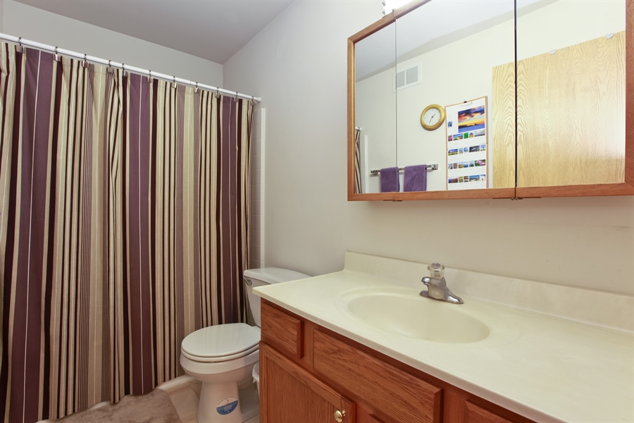 Real Estate Photography - 1515 S. Harding Ave, Chicago, IL, 60623 - Bathroom