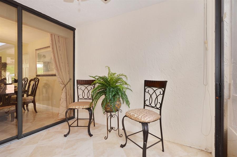 Real Estate Photography - 7194 Promenade, 101, Boca Raton, FL, 33433 - Terrace