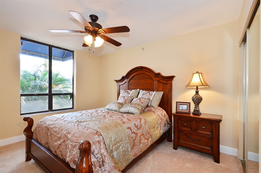 Real Estate Photography - 7194 Promenade, 101, Boca Raton, FL, 33433 - Bedroom