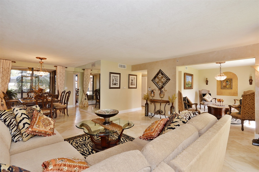 Real Estate Photography - 7194 Promenade, 101, Boca Raton, FL, 33433 - Great Room