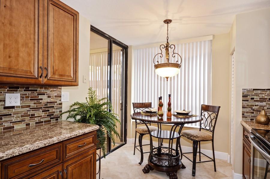 Real Estate Photography - 7194 Promenade, 101, Boca Raton, FL, 33433 - Kitchen