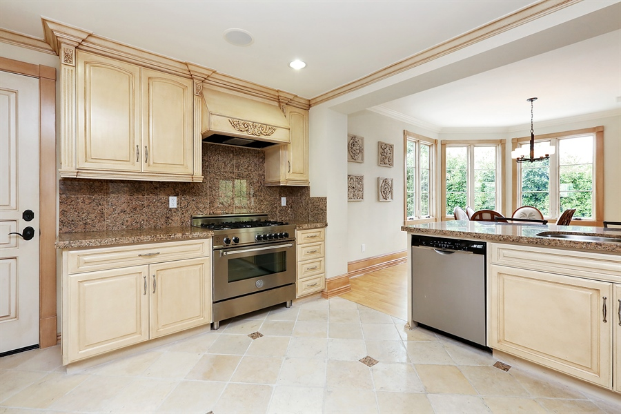 Real Estate Photography - 300 Catalina Dr, Newport Beach, CA, 92663 - Kitchen