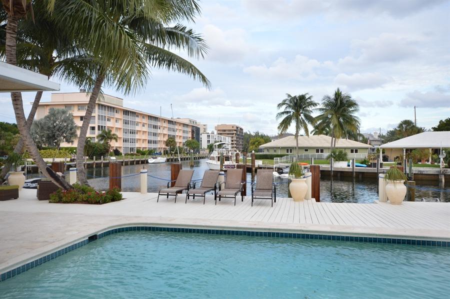 Real Estate Photography - 3900 NE 6th Dr., Boca Raton, FL, 33431 - View