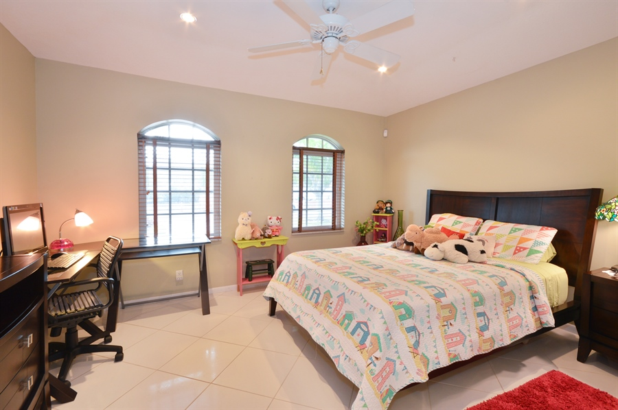 Real Estate Photography - 3900 NE 6th Dr., Boca Raton, FL, 33431 - 3rd Bedroom