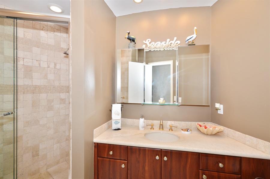 Real Estate Photography - 3900 NE 6th Dr., Boca Raton, FL, 33431 - His Master Bathroom