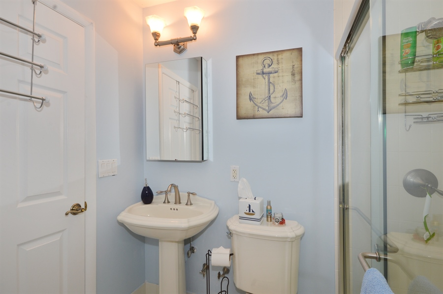 Real Estate Photography - 3900 NE 6th Dr., Boca Raton, FL, 33431 - Bathroom