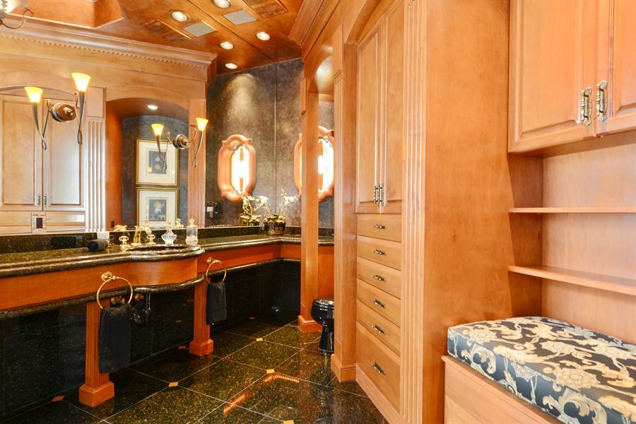 Real Estate Photography - 464 Adison Park Ln, Boca Raton, FL, 33432 - His bathroom