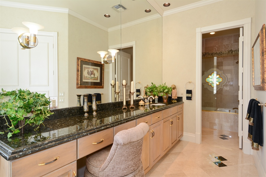 Real Estate Photography - 464 Adison Park Ln, Boca Raton, FL, 33432 - Bathroom