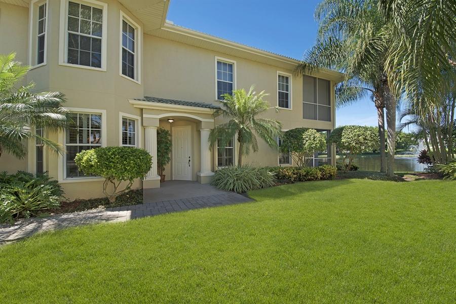 Real Estate Photography - 1905 Sevlle Blvd, Apt 312, Naples, FL, 34109 - Front View