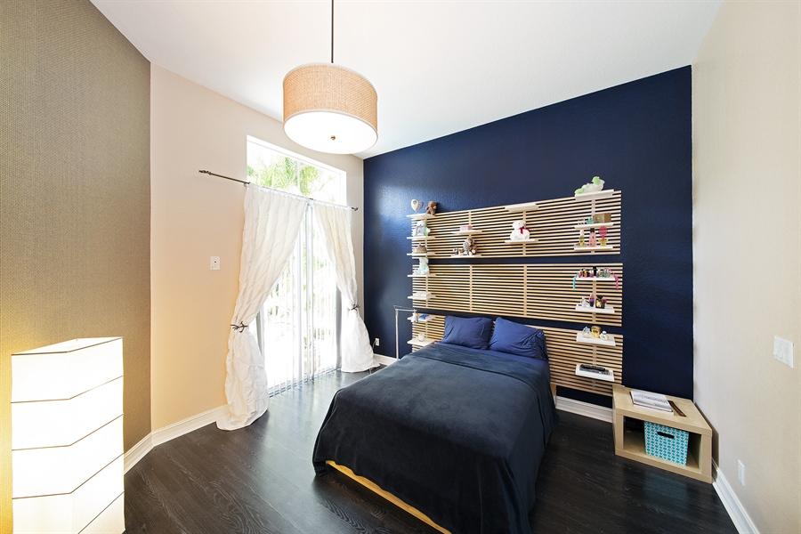 Real Estate Photography - 9556 Bridgebrook Dr, Boca Raton, FL, 33496 - Bedroom