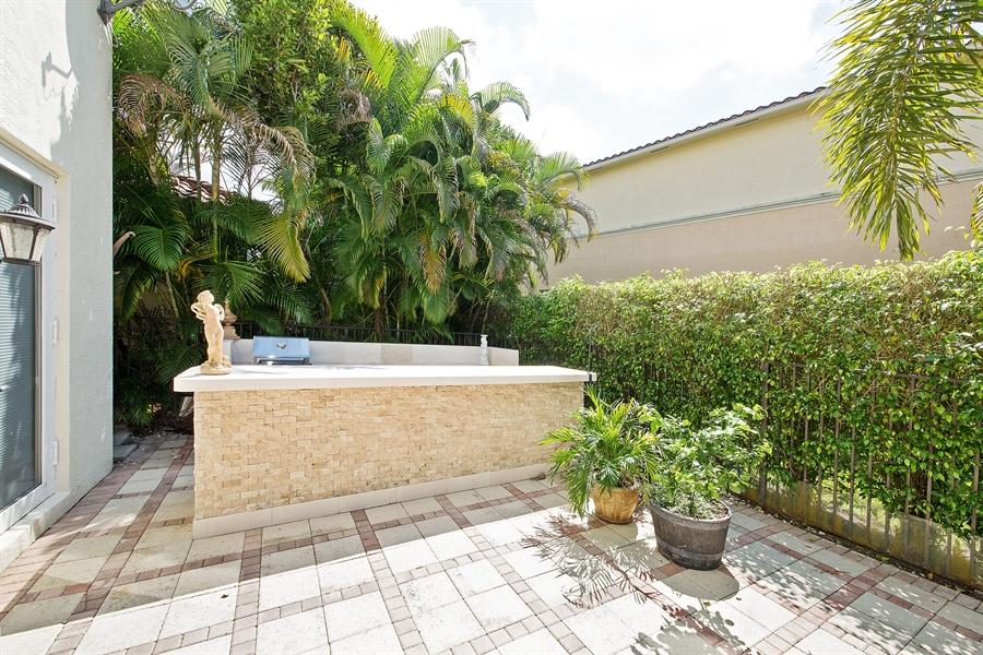 Real Estate Photography - 9556 Bridgebrook Dr, Boca Raton, FL, 33496 - Bar