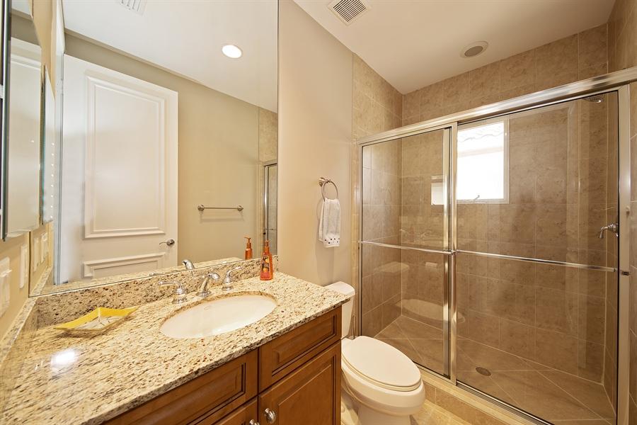 Real Estate Photography - 9556 Bridgebrook Dr, Boca Raton, FL, 33496 - Bathroom