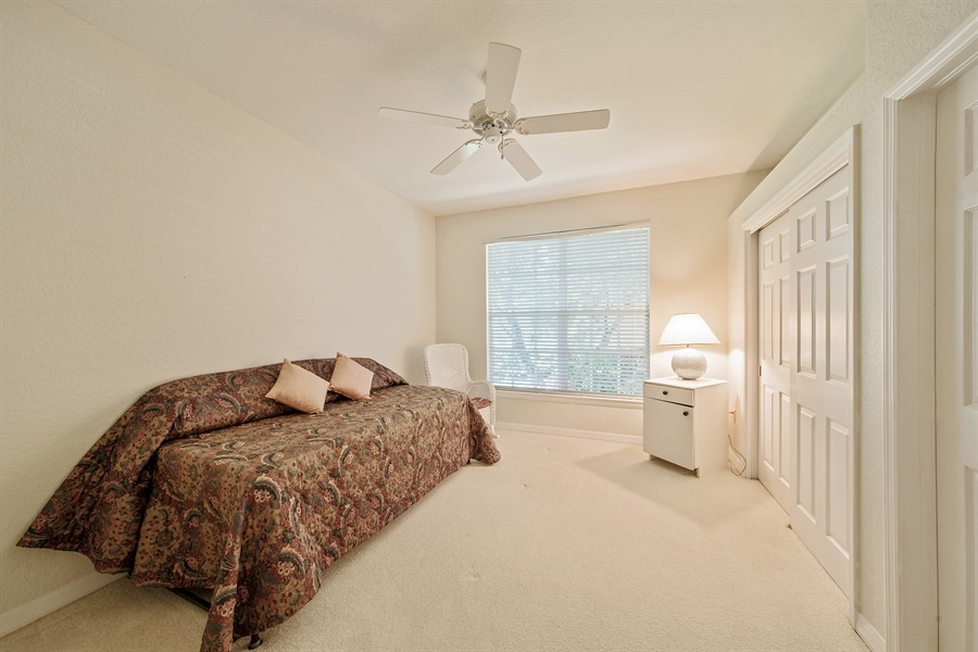 Real Estate Photography - 3561 Quill Leaf Ct, Bonita Springs, FL, 34134 - 2nd Bedroom