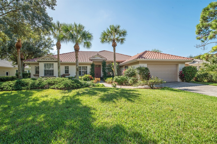 Real Estate Photography - 3561 Quill Leaf Ct, Bonita Springs, FL, 34134 - Front View