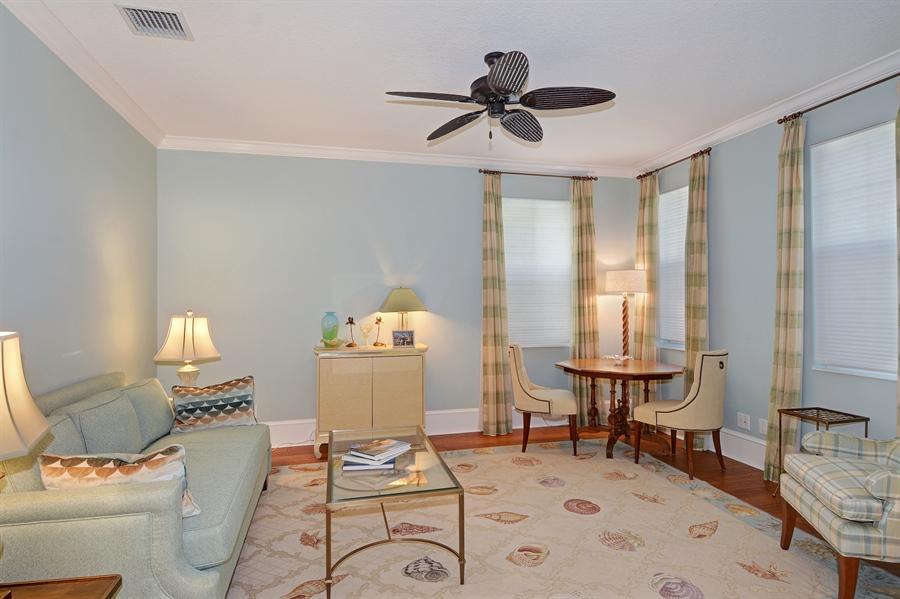 Real Estate Photography - 102 Castries Drive, Jupiter, FL, 33458 - Living Room