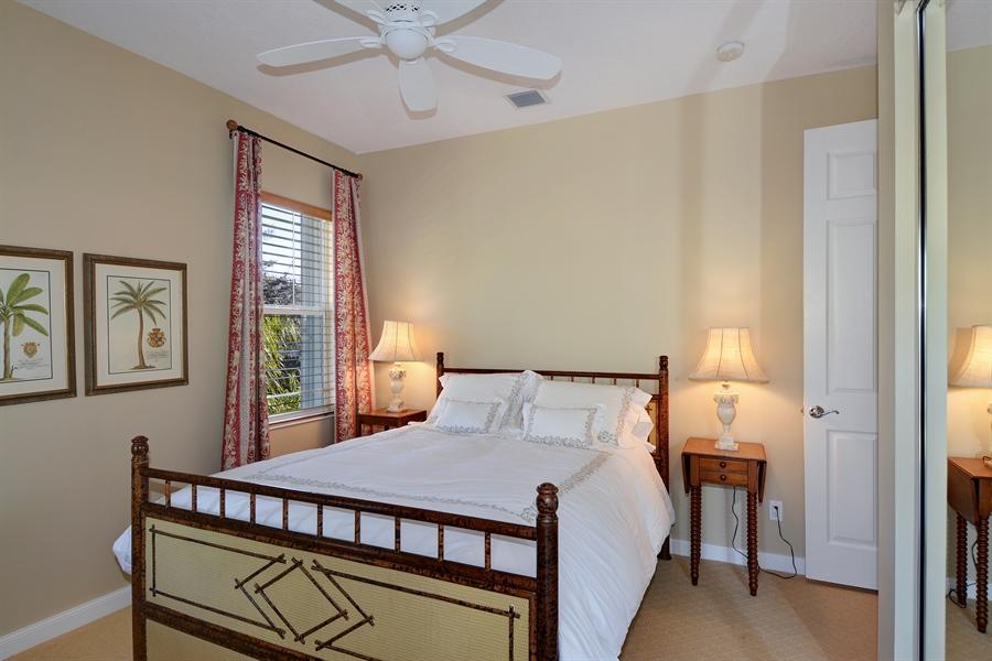 Real Estate Photography - 102 Castries Drive, Jupiter, FL, 33458 - 3rd Bedroom