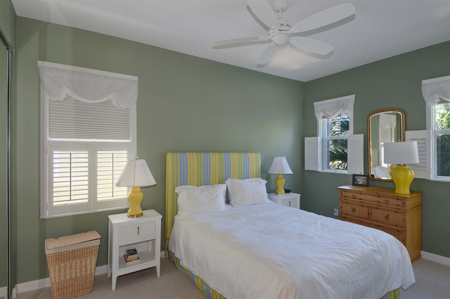 Real Estate Photography - 102 Castries Drive, Jupiter, FL, 33458 - 4th Bedroom