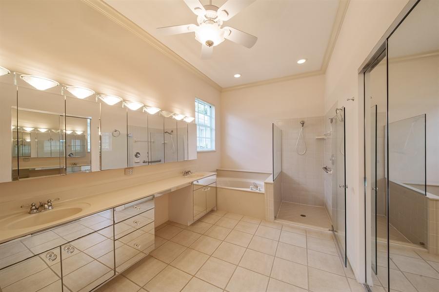 Real Estate Photography - 27197 Shell Ridge Cir, Bonita Springs, FL, 34134 - Master Bathroom
