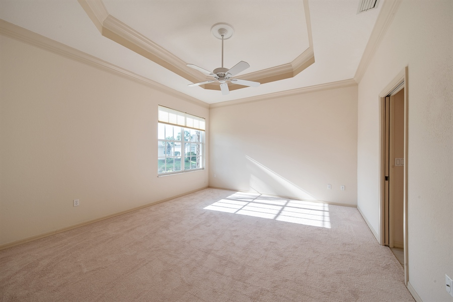 Real Estate Photography - 27197 Shell Ridge Cir, Bonita Springs, FL, 34134 - Master Bedroom