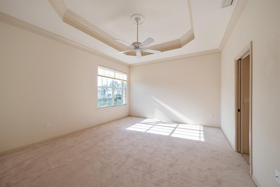Real Estate Photography - 27197 Shell Ridge Cir, Bonita Springs, FL, 34134 - Master Bedroom