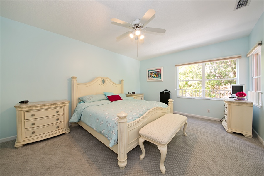 Real Estate Photography - 20808 NE 37th Ave, Aventura, FL, 33180 - Master Bedroom