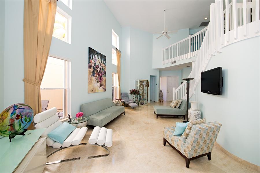 Real Estate Photography - 20808 NE 37th Ave, Aventura, FL, 33180 - Living Room