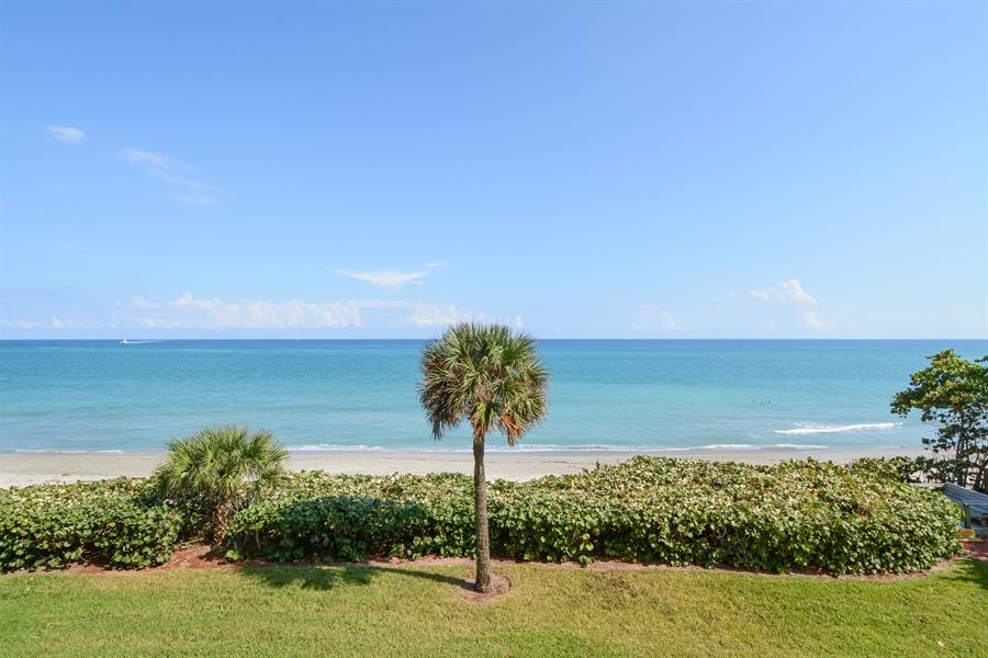 Real Estate Photography - 100 Ocean Trail, Unit 301, Jupiter, FL, 33477 - Ocean View