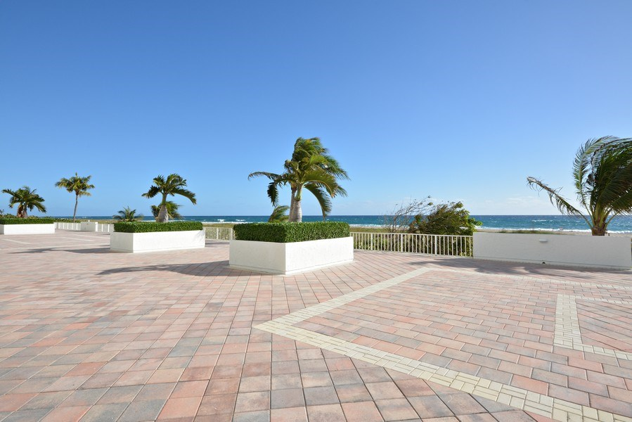 Real Estate Photography - 2600 S Ocean Blvd, Common Areas, Boca Raton, FL, 33432 - OCEANFRONT Promenade