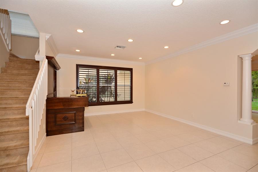 Real Estate Photography - 11186 Millpond Greens Dr, Boynton Beach, FL, 33473 - Living Room