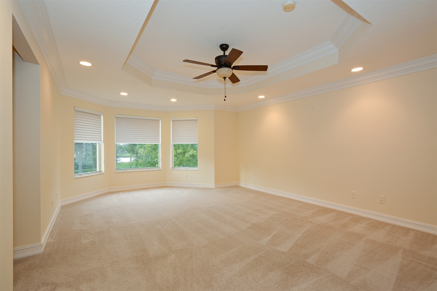 Real Estate Photography - 11186 Millpond Greens Dr, Boynton Beach, FL, 33473 - Master Bedroom