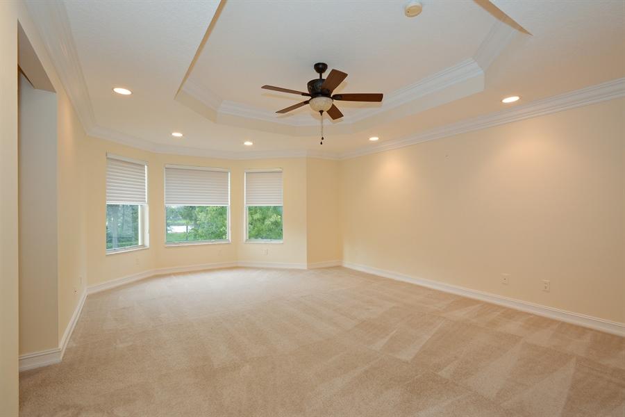 Real Estate Photography - 11186 Millpond Greens Dr, Boynton Beach, FL, 33473 - Master Bedroom