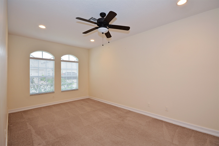 Real Estate Photography - 11186 Millpond Greens Dr, Boynton Beach, FL, 33473 - Media Room