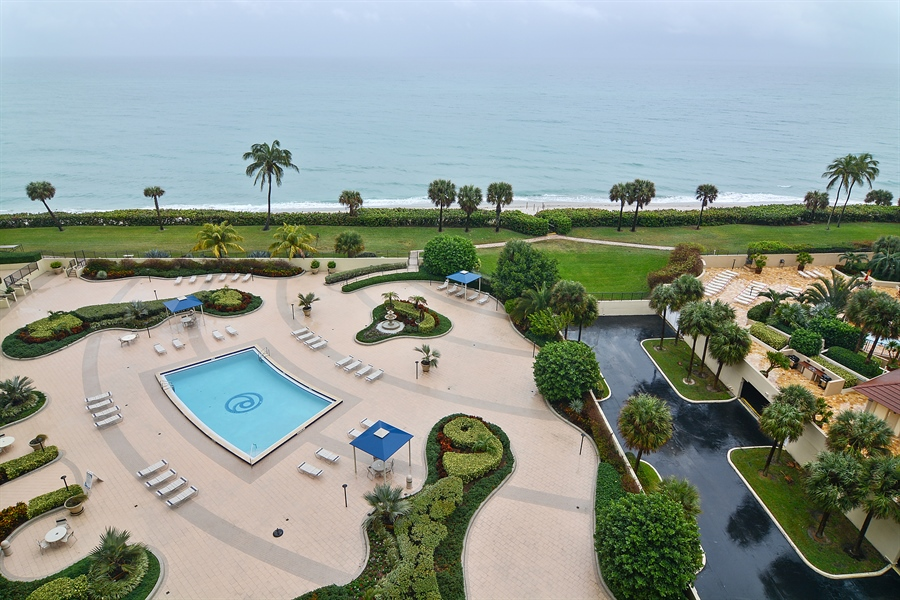 Real Estate Photography - 200 Ocean Trail Way, 902, Jupiter, FL, 33477 - View