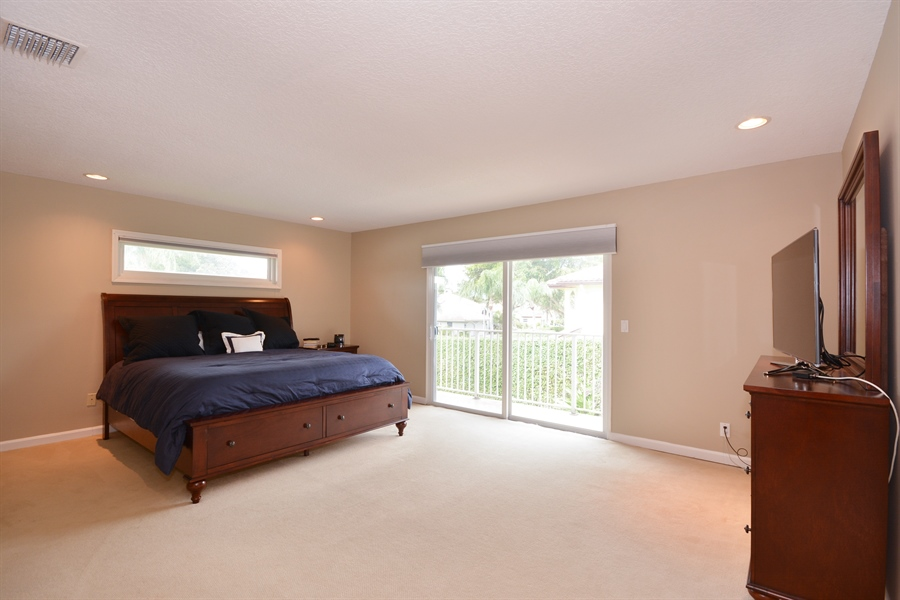 Real Estate Photography - 2799 NW 28th St, Boca Raton, FL, 33434 - Master Bedroom