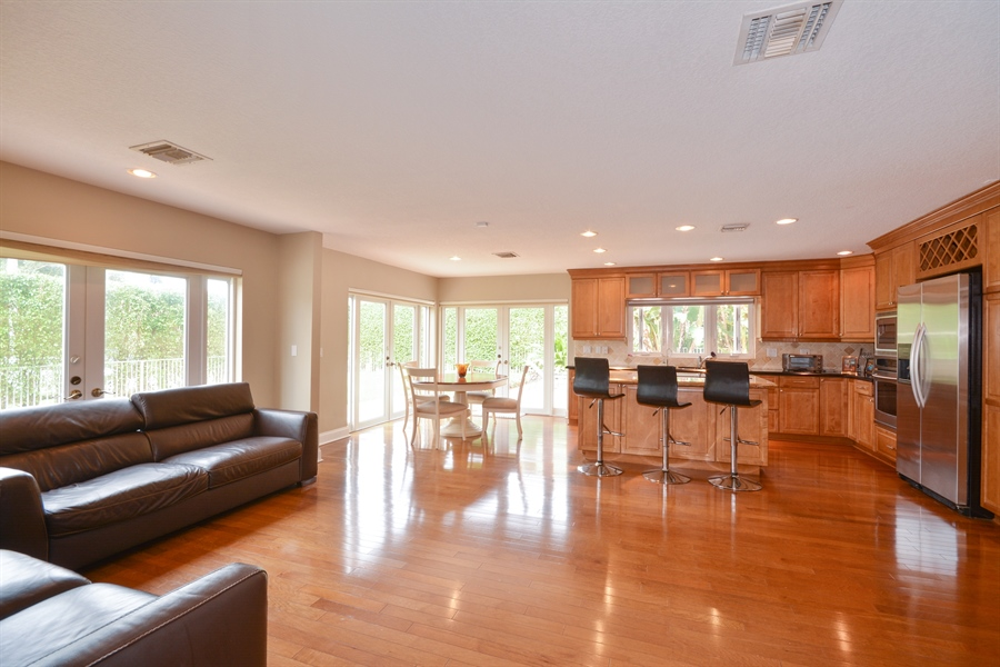 Real Estate Photography - 2799 NW 28th St, Boca Raton, FL, 33434 - Great Room