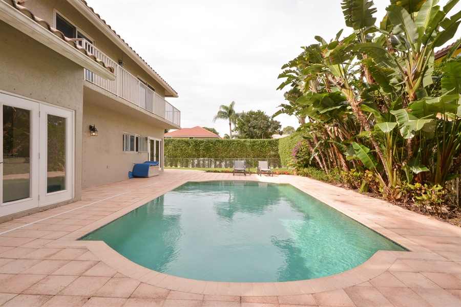 Real Estate Photography - 2799 NW 28th St, Boca Raton, FL, 33434 - Pool
