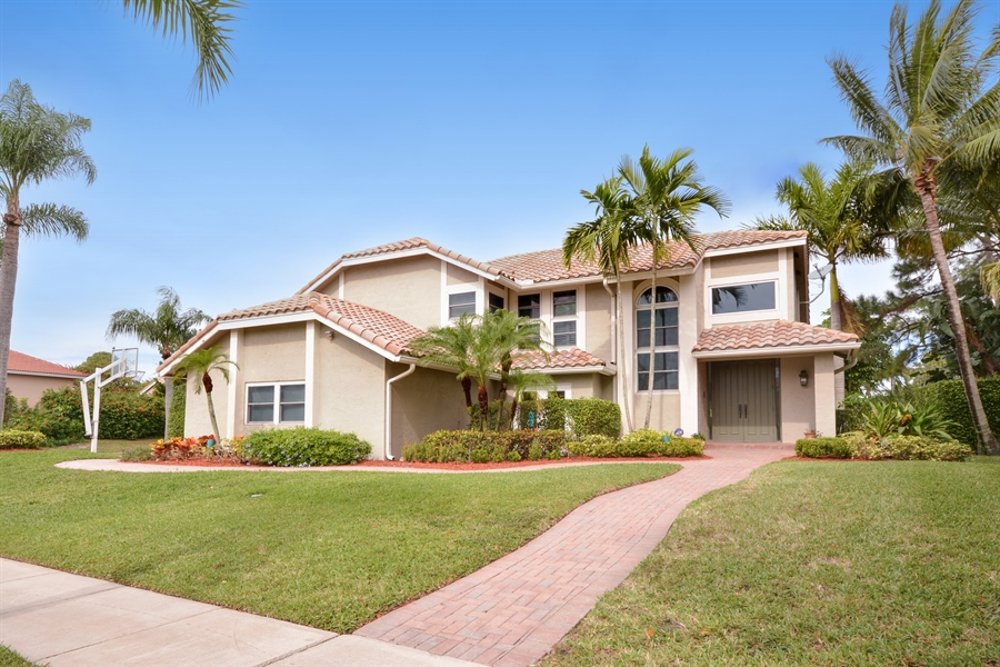 Real Estate Photography - 2799 NW 28th St, Boca Raton, FL, 33434 - Front View