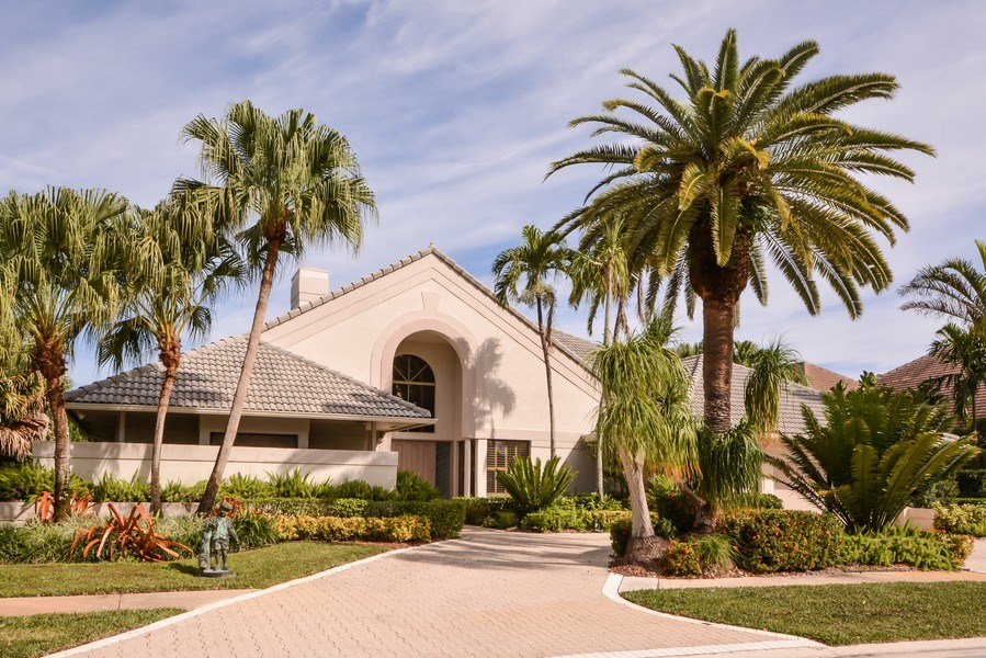 Real Estate Photography - 7571 Manderin Dr, Boca Raton, FL, 33433 - Front View