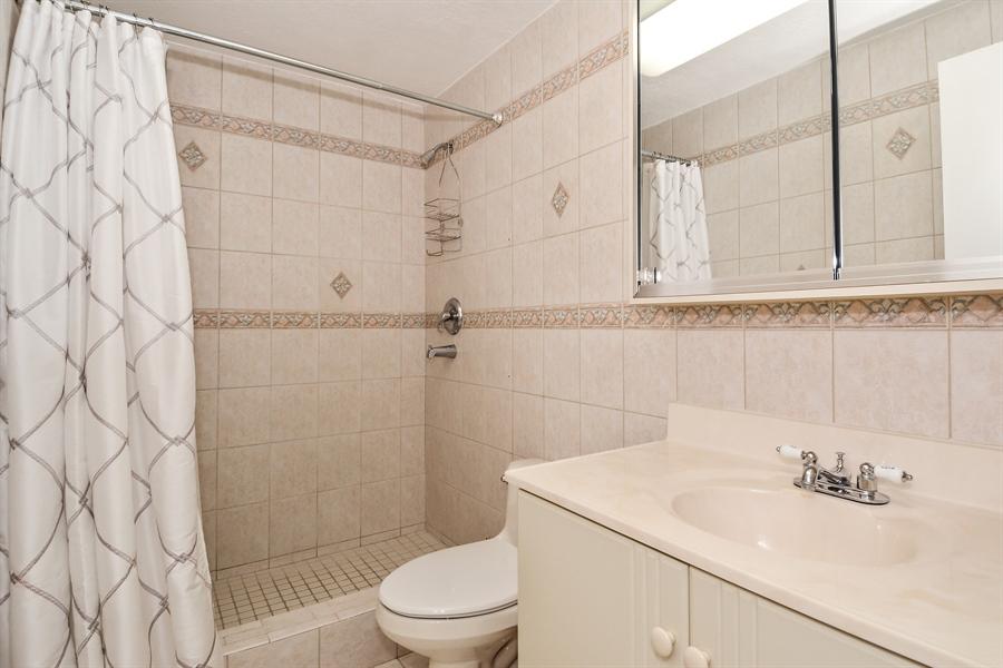 Real Estate Photography - 3505 S Ocean Dr, Unit 714, Hollywood, FL, 33019 - Bathroom