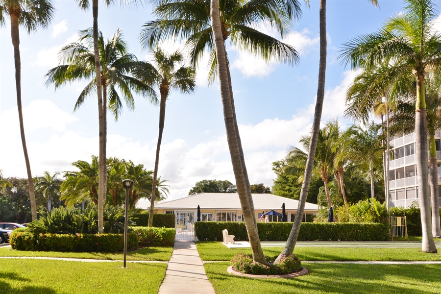 Real Estate Photography - 1 Harbourside, Unit 4307, Delray Beach, FL, 33483 - Clubhouse