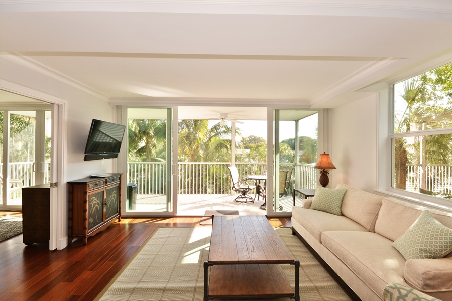 Real Estate Photography - 1 Harbourside, Unit 4307, Delray Beach, FL, 33483 - Living Room