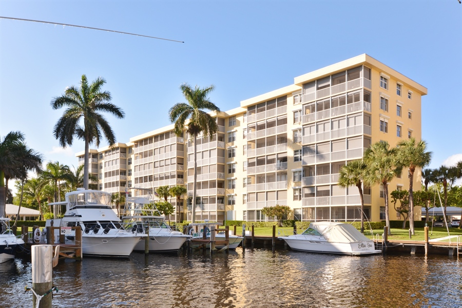 Real Estate Photography - 1 Harbourside, Unit 4307, Delray Beach, FL, 33483 - Front View