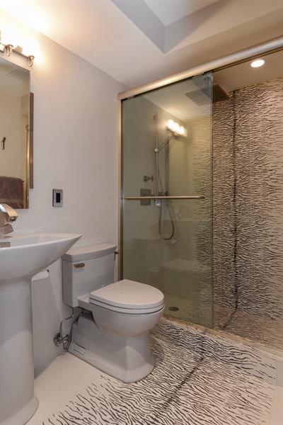 Real Estate Photography - 1696 S Ocean Ln, Apt 268, Ft Lauderdale, FL, 33316 - Master Bathroom