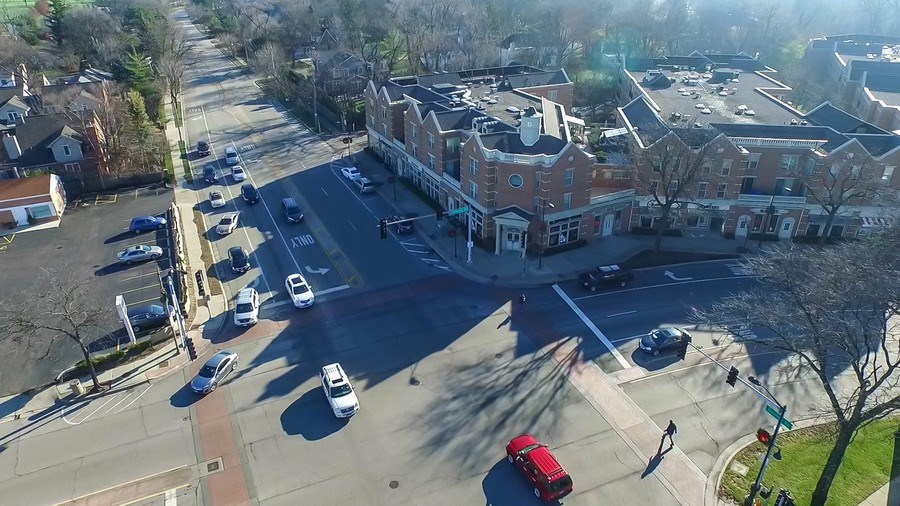 Real Estate Photography - Aerial Drone Compilation, Rosemont, IL, 60018 -
